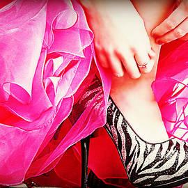 Corrie Knerr - Pink Zebra