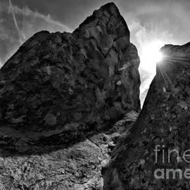 Blake Richards - Pinnacles National Park Sun Set