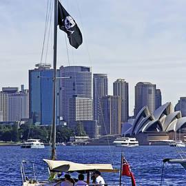 Miroslava Jurcik - Pirates In Sydney