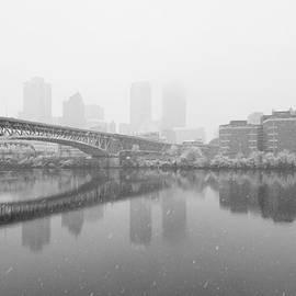Michael Hills - Pittsburgh in Winter 1