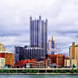 Susan Savad - Pittsburgh PA Skyline
