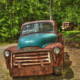 Reid Callaway - Plain Jane 1952 GMC Pickup Truck