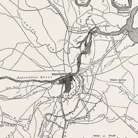 Plan of Petersburg - American School