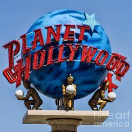 Steven Parker - Planet Hollywood
