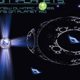 Romuald  Henry Wasielewski - Planet Rio