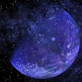 Mario Carini - Planetary Birth