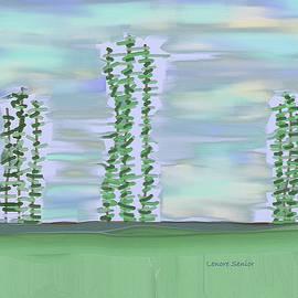 Lenore Senior - Plant Life in Spring