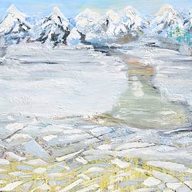 Evelina Popilian - Winter in the Mountains