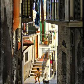 Jennie Breeze - Play Day in Vieste.Italy