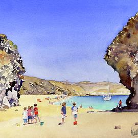 Margaret Merry - Playa De Los Muertos