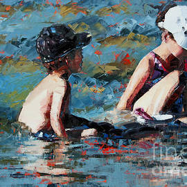 Claire McCall - Playing In The Shallows III