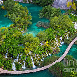 Inge Johnsson - Plitvice Boardwalk