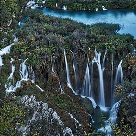 Stuart Litoff - Plitvice Lakes And Waterfalls #2 - Croatia