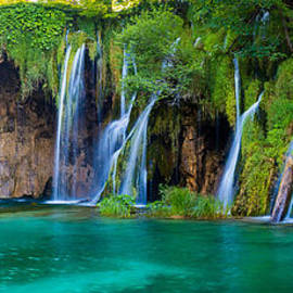 Inge Johnsson - Plitvice Panorama