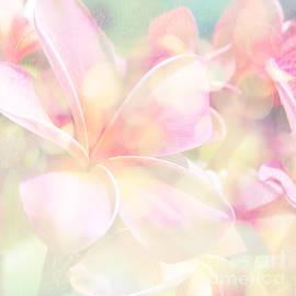 Sharon Mau - Plumeria Pink Parfait