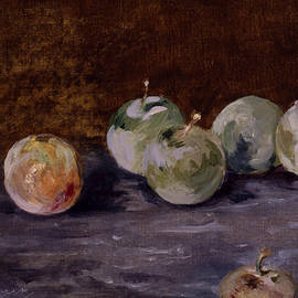 Plums - Edouard Manet