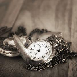 Tom Mc Nemar - Pocket Watches Times Three