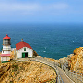 Radek Hofman - Point Reyes Lighthouse