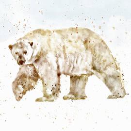 Marian Voicu - Polar Bear watercolor