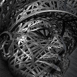 Brian Archer - Police Sculpture