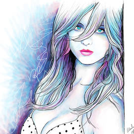 Alexandra Franzese - Polka Dot Beauty
