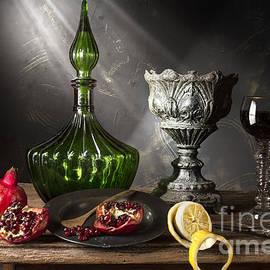 Jon Wild - Pomegranates and Lemon