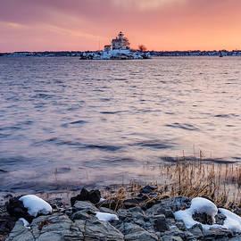 Bryan Bzdula - Pomham Rocks Lighthouse