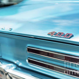 Pontiac Firebird 400 Closeup - Mike Reid