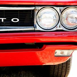 Athena Mckinzie - Pontiac GTO