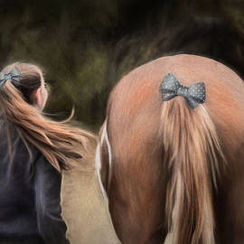 Robin-lee Vieira - Ponytails Forever