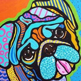 Jackie Carpenter - Pooped Pug