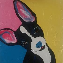 Cindi Roberts - Pop Art Chihuahua Series