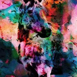 Shannon Story - Pop Art Horse