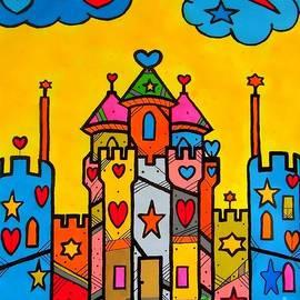 Nico Bielow - PopART Castle by Nico Bielow
