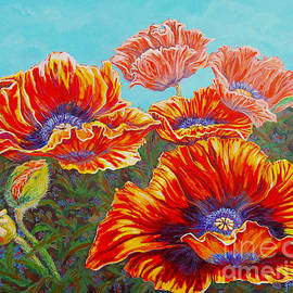 Gail Allen - Poppies