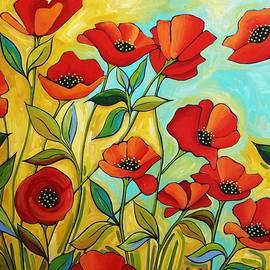 Peggy Davis - Poppy Garden