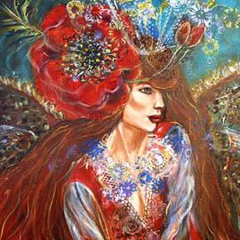 Kimberly Van Rossum - Poppy Queen