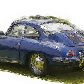 A R Williams - Porsche 356