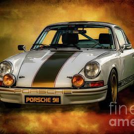 Porsche 911 - Adrian Evans