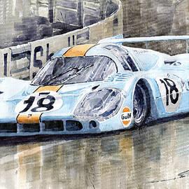 Yuriy  Shevchuk - Porsche 917 LH 24 Le Mans 1971 Rodriguez Oliver