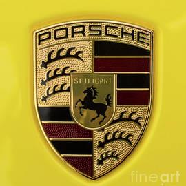 Steven Parker - Porsche Hood Emblem