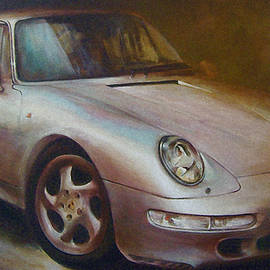 Vali Irina Ciobanu - Porsche