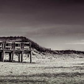Ken Morris - Port Hood Beach at Evening