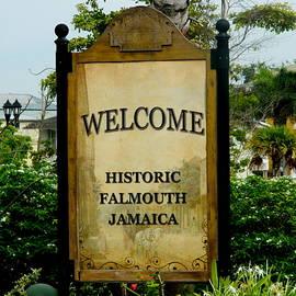 Arlane Crump - Port of Falmouth Jamaica