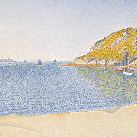 Port of Saint-Cast - Paul Signac