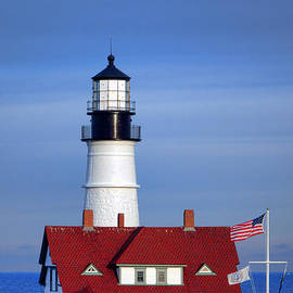 Portland Head Light and Keeper House - Olivier Le Queinec