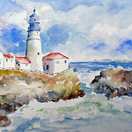 Mafalda Cento - Portland Head Lighthouse
