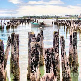 Elizabeth Dow - Portland Maine Historic Waterfront