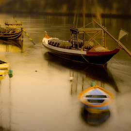Antonio Costa - Porto Rabelo Boats