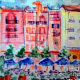 Patricia Ducher - Portofino Hotel